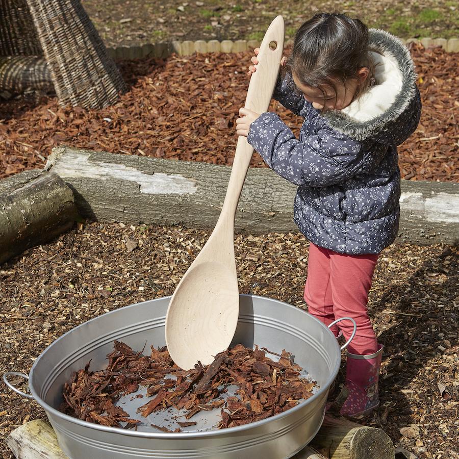 Buy Giant Wooden Spoon Tts