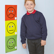 Traffic Light Poster and Chart Set  medium