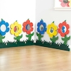 Flower Mirrors 3pk  small