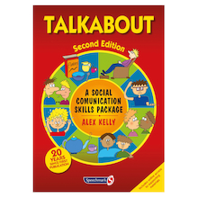 Talkabout Social Communication Activity Book   medium