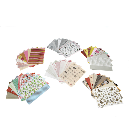 Celebrations Decoupage Paper Assorted 360pk  large