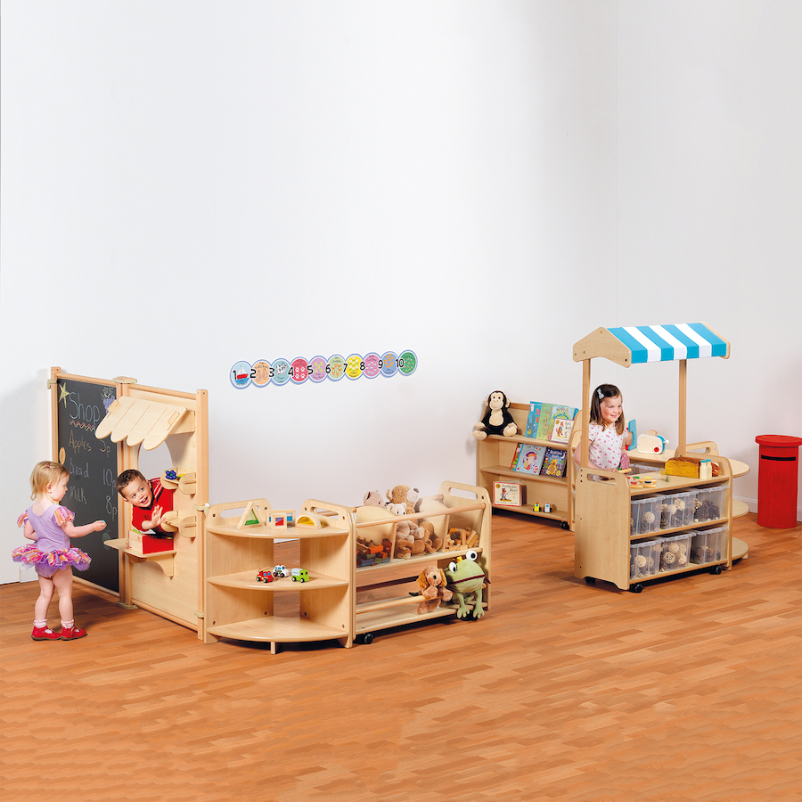 Playscapes Role Play Furniture Zone Large TTS School Resources Online Shop