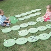 Foam Outdoor Caterpillar Number Puzzle 1-5 25pcs  small