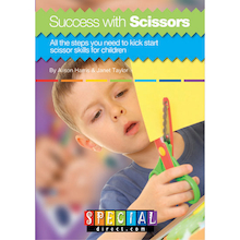 Success With Scissors Workbook  medium