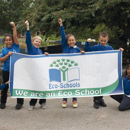 Eco-Schools Banner  large