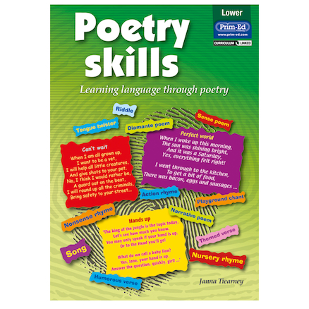 Poetry Skills Book  large