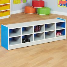 School Cloakroom Furniture Wellie Racks Tts Group