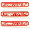 Playground Pal Enamel Badges 15pk  small
