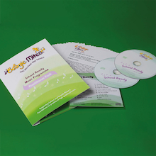 Boogie Mites Practitioner Training Letters Sounds  medium