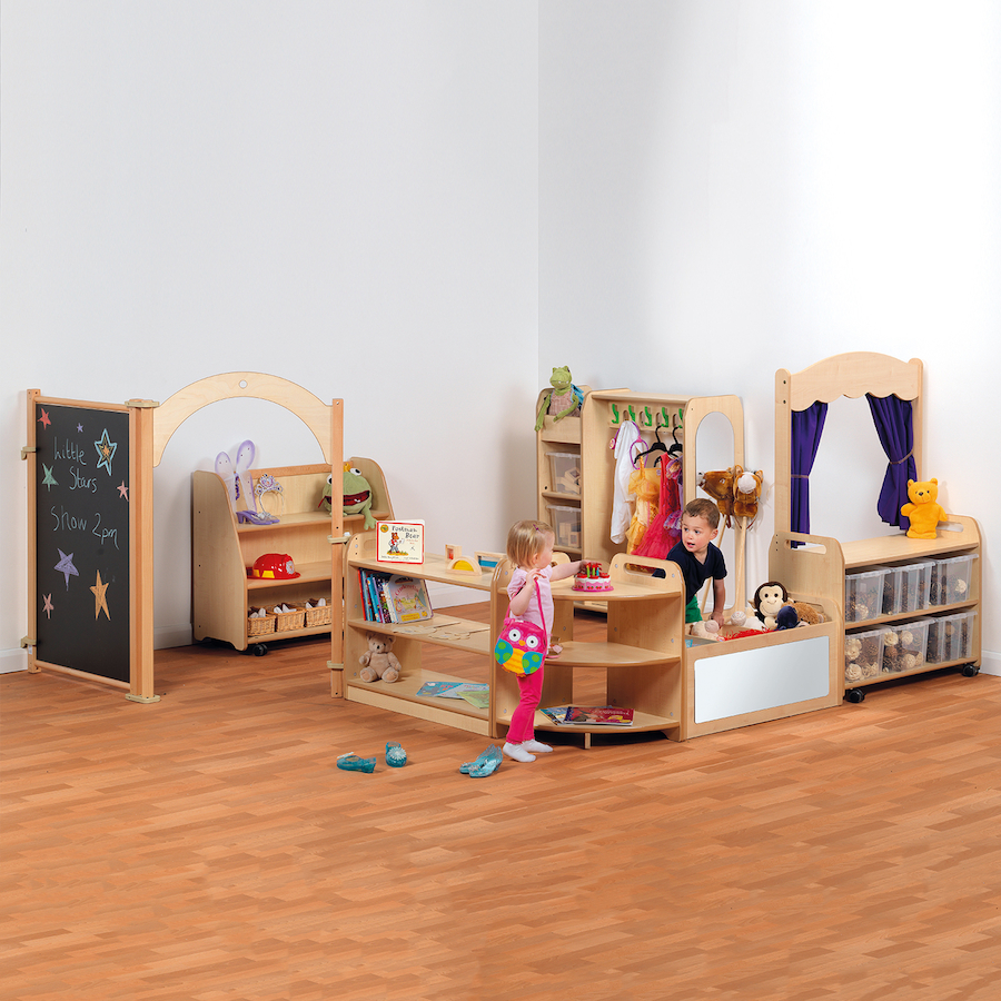 Dressing Up Play Furniture Zone