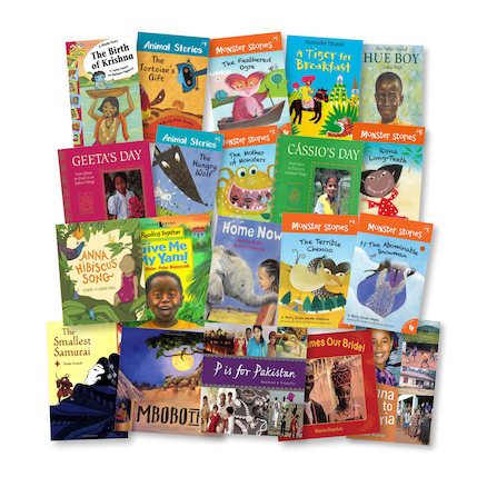 Year 1 and 2  Different Cultures Story Books 20pk  large