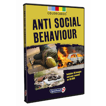 Anti Social Behaviour CD-Rom  medium