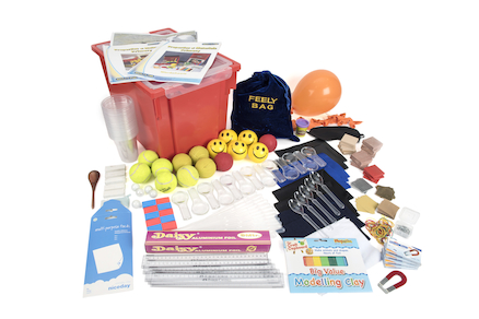Properties of Materials Experiments Class Kit  large