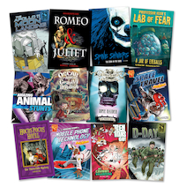 KS3 High Interest SEN Reading Book Pack 12pk  medium