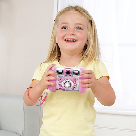 Kidizoom Twist Child Friendly Recordable Camera  large