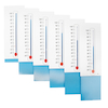 Show It Measuring Cards Bulk Pack  small