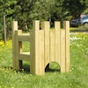 Outdoor Wooden Enchanted Castle  small