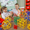 Plastic Polydron Frameworks Class Pack  small