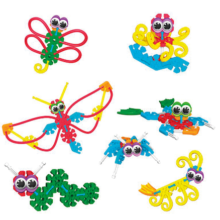 Kid KNEX Organisms and Life Cycles 198pcs  large