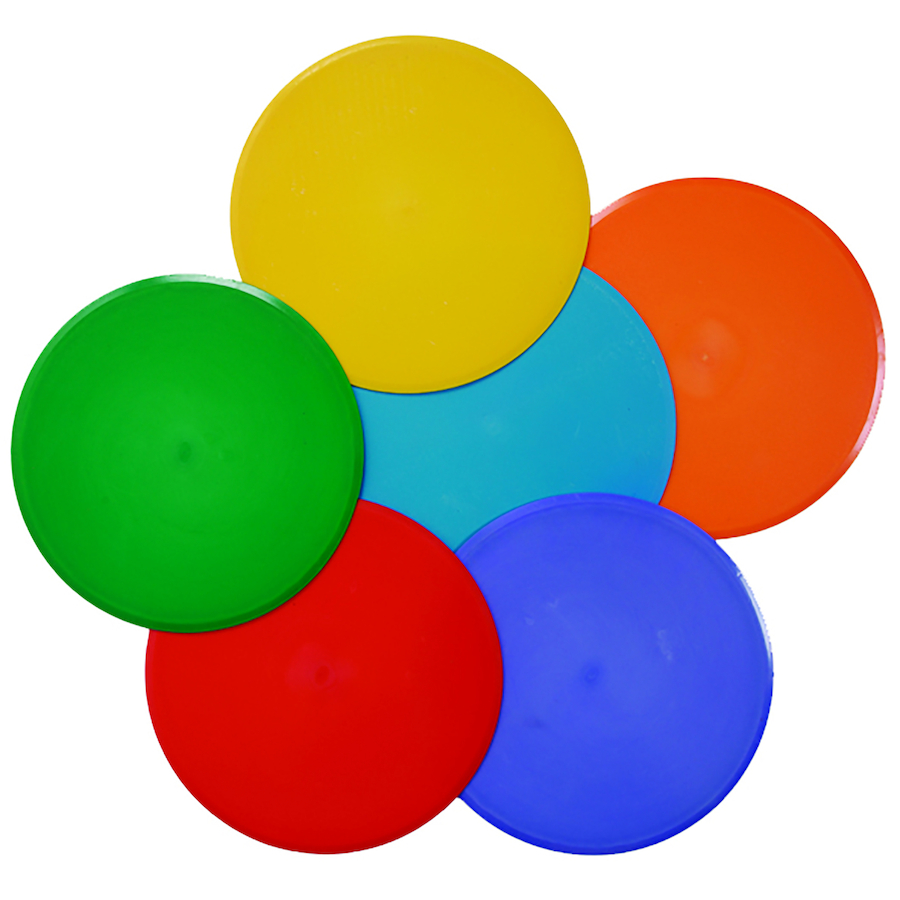 Buy Rubber Floor Spot Markers Tts