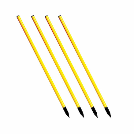 Slalom Training Poles with Bag 12pk  large