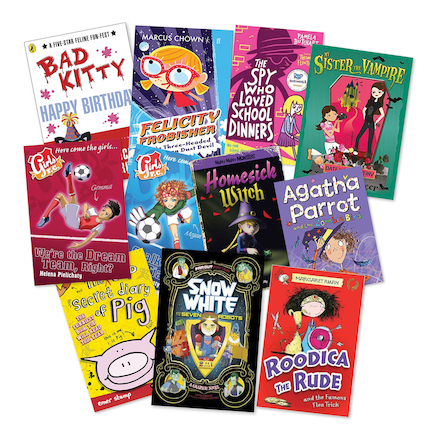 Boy and Girl Accelerated Reader Books  large