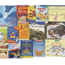 White Band Reading Book Pack  medium