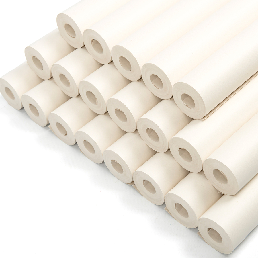 Buy White Drawing Paper Rolls 10m 20pk Tts