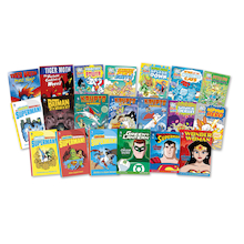 KS2 Villians and Superheroes Books 20pk  medium