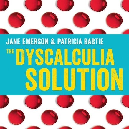 Dyscalculia Solution Book A4  large