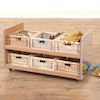 Treasure Basket Storage System  small