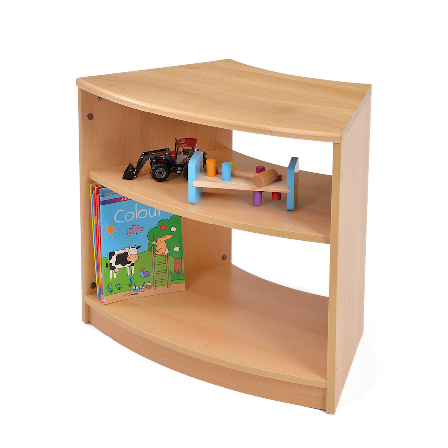 Buy Rushton Early Years Natural Wooden Furniture Set Tts
