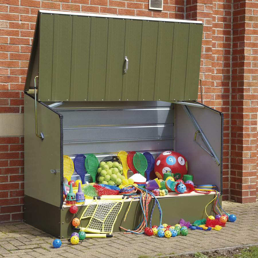 Buy Outdoor Metal Storage Units Tts