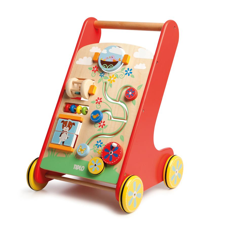 Buy Wooden Baby Activity Walker Tts
