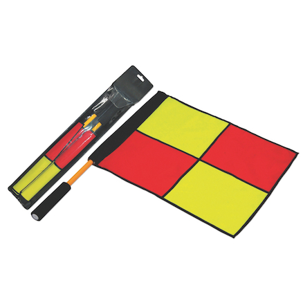 Linesmans Flags 2pk  large