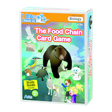 Food Chain Card Game  medium
