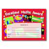Excellent Maths Certificates 40pk  small