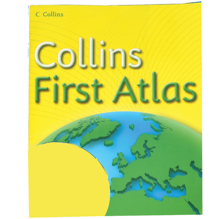 Collins First Atlas  large