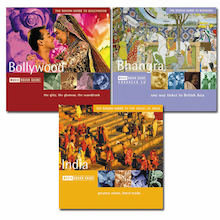 Asian Music Pack CDs 3pk  medium