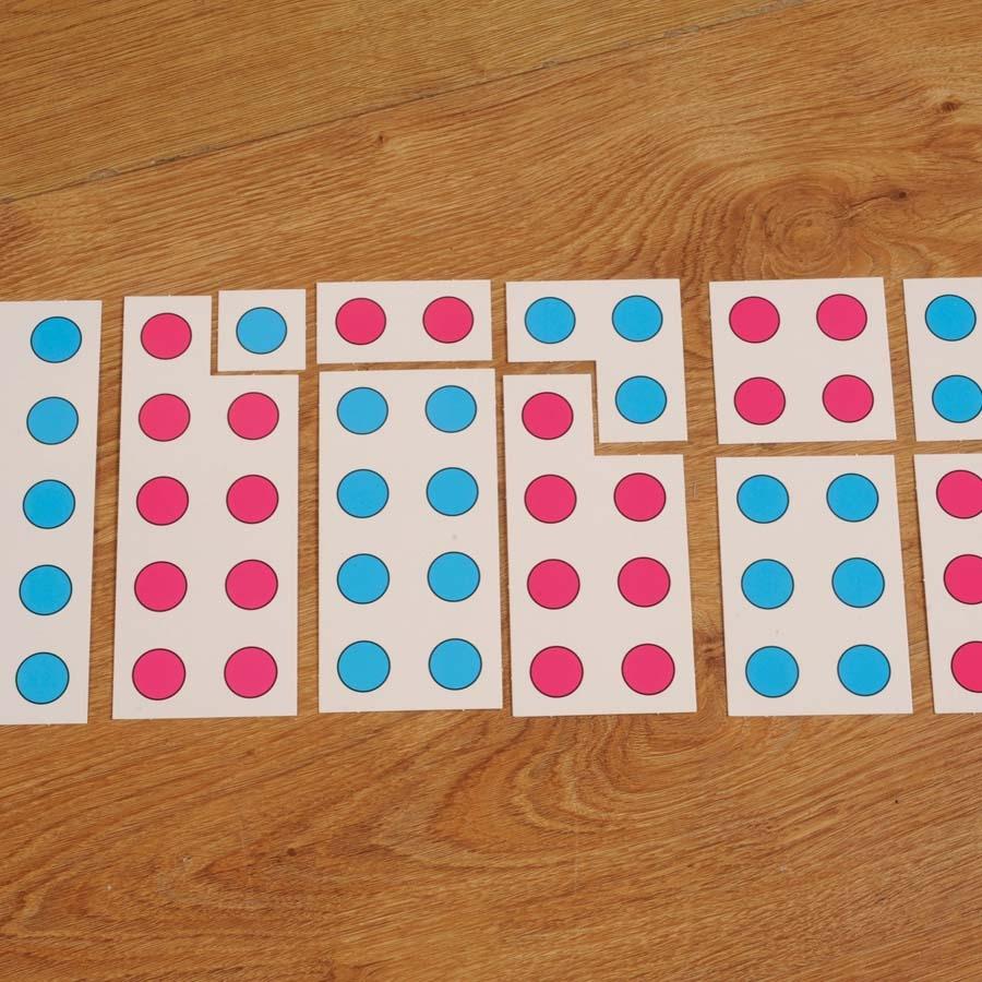 worksheet Number Bonds To 10 buy coloured spot number frames to 10 40pcs tts small
