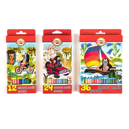 Koh-I-Noor Assorted Colouring Pencils  large