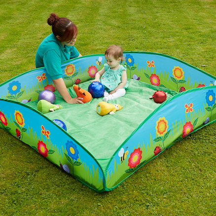 Baby Garden Pop Up Play Area  large