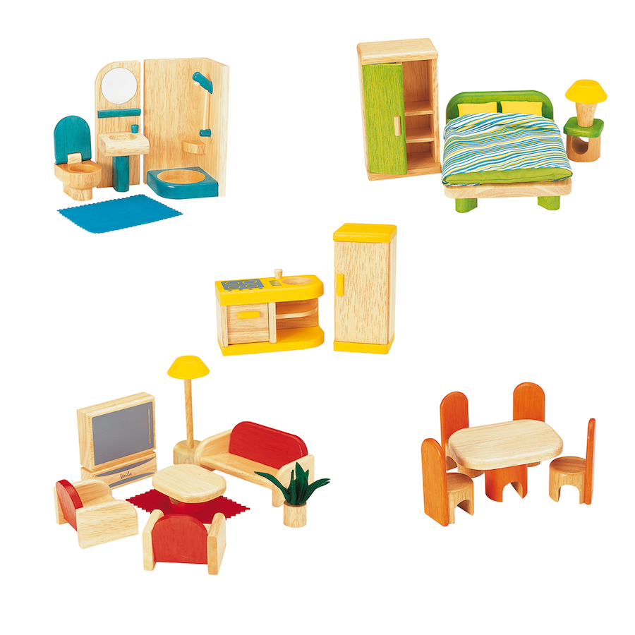 Buy Small World Dolls House And Furniture
