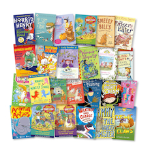 KS2 Humorous Reading Books 25pk  medium