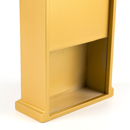 Golden PSHE Letterbox  large