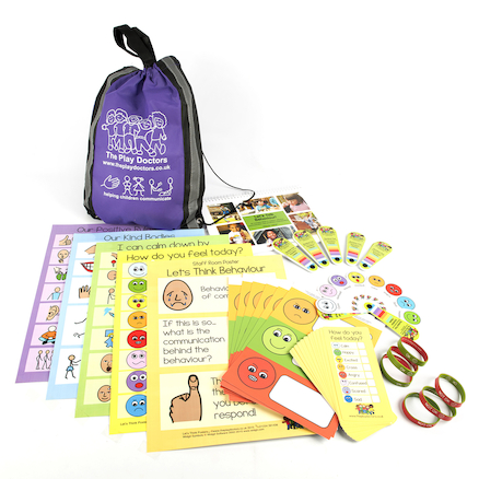 Lets Talk Behaviour Kit in a Bag  large