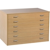 Paper Storage Six Drawer Unit  small