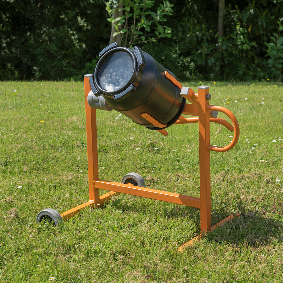 Build Your Own Cement Mixer ~ Buy outdoor role play cement mixer tts