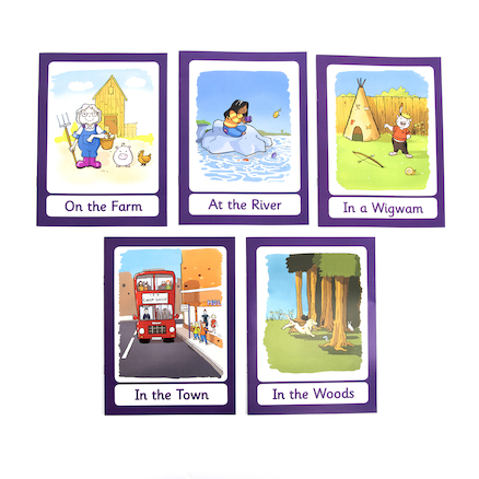Phase 3 Phonics Reading Books 5pk  large