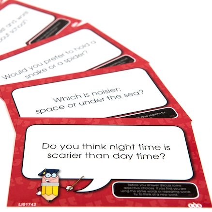 Talk for Writing Cards KS1  large